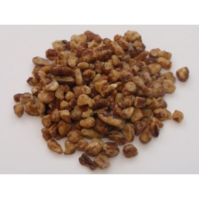 Examples of various modifications of pecan nuts