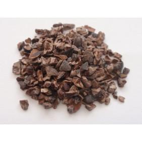 Příklady různých variant úprav kakaových bobů