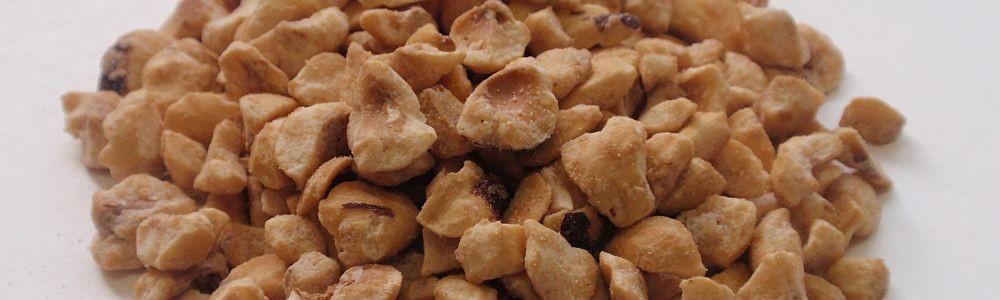 Lískové ořechy