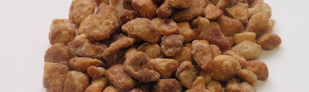 Makadamiové ořechy